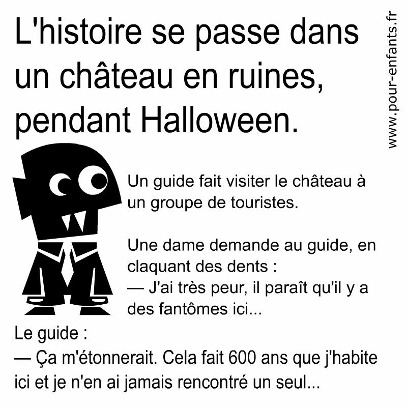 Blagues Halloween Blague De Fantôme D Halloween à Imprimer