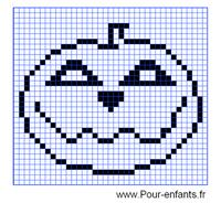Jeux à imprimer Halloween Jeu des DIFFERENCES dessin de citrouille