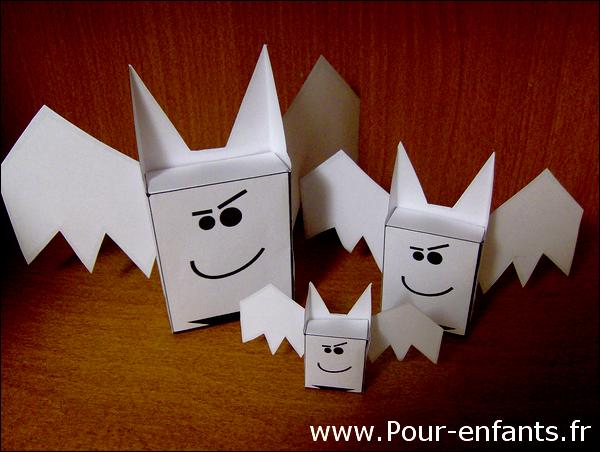 paper toy halloween imprimer gratuit faire des paper toys. Black Bedroom Furniture Sets. Home Design Ideas