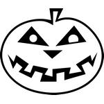 R parations la maison decoration halloween citrouille - Comment decorer sa maison pour halloween ...
