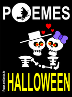 Ebook po&egrave;mes Halloween