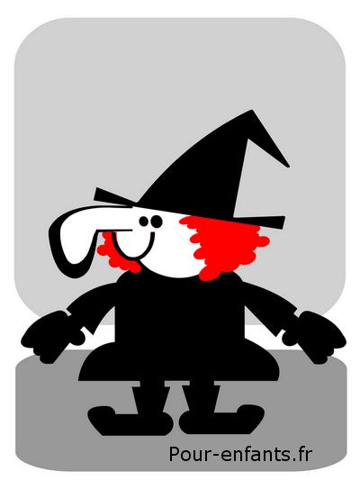 Poème Halloween pour enfants