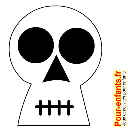 Dessins Tete De Mort Dessin Coloriage Tete De Mort Halloween Dessiner Tetes De Mort